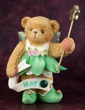 "Cherished Teddies ""May Fairy"" --OWN"