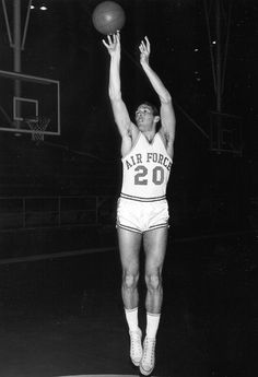 Gregg Popovich while playing for Air Force Academy, - NBA photos - NBA - Basketball Nba Basketball, Basketball Academy, I Love Basketball, Football, Gregg Popovich, Manu Ginobili, Spurs Fans, David Robinson, Kareem Abdul Jabbar