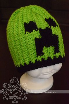 Ravelry: GRID for Creepy Hat pattern by Boomer Beanies free pattern
