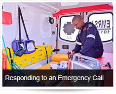 Safety on the Road when Responding to an Emergency Call