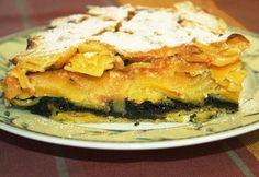 Pozsonyi kocka Spanakopita, Food And Drink, Ethnic Recipes