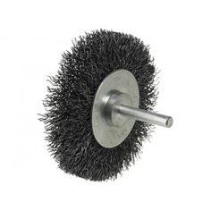 LUNA kotúčová kefa 25 mm, zvlnený oceľový drôt, Dandelion, Stud Earrings, Tools, Jewelry, Instruments, Jewlery, Jewerly, Dandelions, Stud Earring