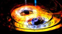 """#Newsy .... """"New research about the orbit of supermassive black hole binaries could provide evidence for gravitational waves."""".... http://www.newsy.com/stories/black-hole-research-could-support-theory-of-relativity/"""