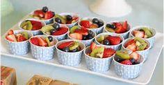 good finger foods for babyshower - Bing Images