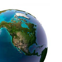Amérique du Nord et Amérique Centrale