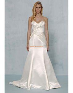 Augusta Jones 2013 Schlichte Ausgefallene Brautkleider aus Taft