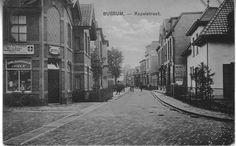 Bussum 1920 Kapelstraat