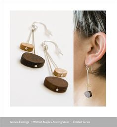 Pebblestack jewelry by Tandi Venter and Ben Robbins