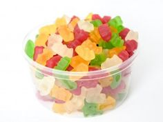 żelki gumisie misie polski producent tanio Fruit Salad, Food, Cut Outs, Fruit Salads, Essen, Meals, Yemek, Eten