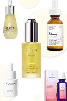 The best facial oils to supercharge your skin! Find out why you should be using an oil on your skin - even if you have an oily skintype! Best Beauty Tips, Beauty Secrets, Beauty Products, Beauty Blogs, Makeup Products, Diy Beauty, Beauty Makeup, Beauty Hacks, Skin Care Regimen
