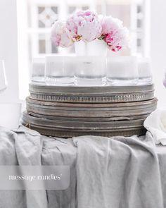 table decoration  #tabledecor #weddingdecor #candles #scentedcandles #candlerentals #seeitloveitbuyit #messagecandles #whitebeauty #senses #myscent #hope #love #loveislove #letscelebrate #justmarried #partymood #newlife #bestman #bridesmaid #candlesforanyoccasion