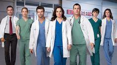 #SavingHope Season 2 – what a talented cast! #CTV