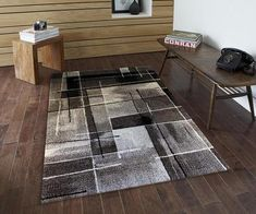 Simple In Monochrome Modern Design Turkish Rug-Modern Rug-Rugs Direct Turkey Colors, Square Rugs, Washable Rugs, Machine Made Rugs, Rug Material, Simple Colors, Rug Size, Size 2, Rugs Online