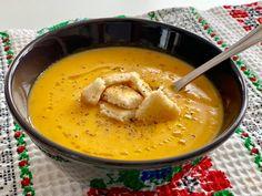 Cea mai bună supă cremă de legume, cu succes nebun la copii - Ruxandra Luca Baby Food Recipes, Soup Recipes, Dinner Recipes, Cooking Recipes, Healthy Recipes, Good Food, Yummy Food, Easy Meals, Food And Drink