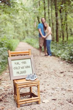 :) very sweet baby announcement!