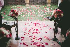 Real Weddings: Stephanie and Daniel's Backyard Celebration   Intimate Weddings - Small Wedding Blog - DIY Wedding Ideas for Small and Intimate Weddings - Real Small Weddings
