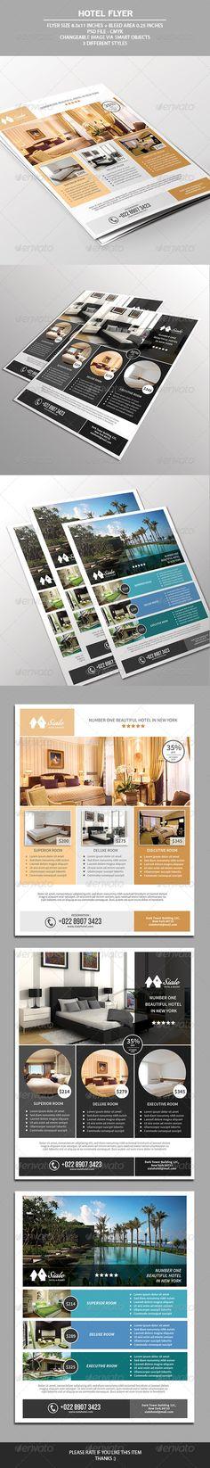 Hotel Brochure Hotel brochure, Brochures and Brochure template - hotel brochure template