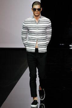 Emporio Armani Spring 2015 Menswear - Collection - Gallery - Style.com