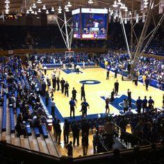 Cameron Indoor at Duke University