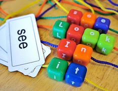 Weekly lesson plans using fun and easy teaching tools for toddlers!