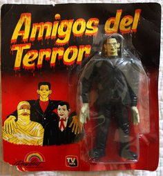 Amigos del Terror! ...well, at least they have friends, right?