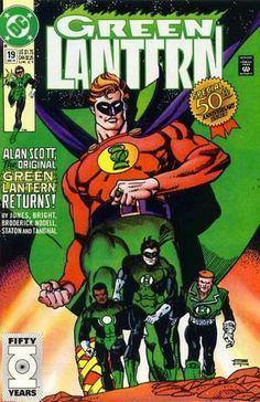 """This is our collection of cover art images by Gil Kane. If you find an image in the database that is not shown here, please edit that image adding """"Gil Kane"""" as an image cover artist. (usage help) See Also: A list of cover art by Gil Kane Arte Dc Comics, Dc Comics Superheroes, Thundercats, Original Green Lantern, Comic Book Covers, Comic Books, Green Lantern Comics, Alan Scott, Justice Society Of America"""
