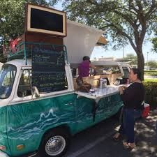 Volkswagen Bus Food Truck for sale: photos, technical specifications, description Food Truck For Sale, Trucks For Sale, California Food, Volkswagen Bus, Camping, Innovation Design, Road Trip, Van, Vehicles