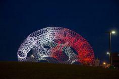 3 the sol dome by loop ph The SOL Dome by Loop.pH #PatternPod #Architecture