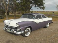 1955 Ford Crown Victoria Re-pin by #ParadisoInsurance @paradisoins www.paradisoinsurance.com #classiccarinsurance