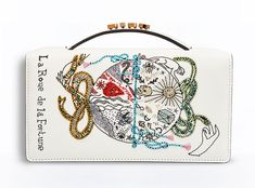 50 Pics of Dior's Spring 2017 Bags, Maria Grazia Chiuri's First Collection with the Brand, In Stores Now