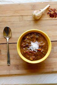 That's So Vegan: Pumpkin and Black Bean Chili