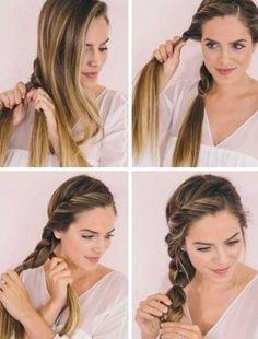 Easy Bun Hairstyles, Daily Hairstyles, Nurse Hairstyles, Easy Summer Hairstyles, Casual Braided Hairstyles, Pool Hairstyles, Travel Hairstyles, Cute Simple Hairstyles, Medium Hair Styles
