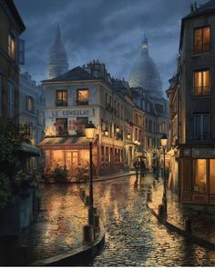 Hello, and welcome to Paris.This Week we explore the city of love, the city of light, the city of fragrance and city of art.I hope this help to your Paris tour. Travel Aesthetic, Aesthetic Art, Arte Van Gogh, Hello France, How We Met, City Painting, Painting Art, Old Paris, Rainy Paris
