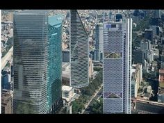Rascacielos de México en Construcción 2014 .Actualización