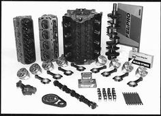 How To Build An Engine - Steps For Building Engines - Hot Rod Network Truck Repair, Engine Repair, Engine Rebuild, Ls Engine, Auto Engine, Engine Swap, Crate Motors, Car Fix, Auto Glass