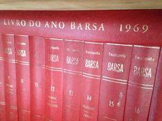 enciclopédia barsa completa - década de 60