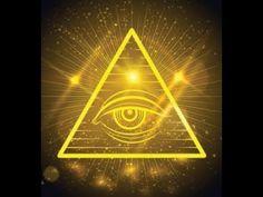 Egyptian, Mystic, Zen, Art Deco, Design Inspiration, Symbols, Crystals, Illustration, Indigo
