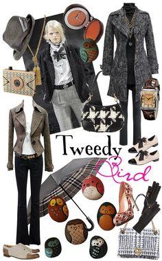 Tweed love (CAbi Fall 2011)