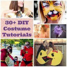 30+ DIY Costume Tutorials