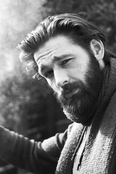 Kind of annoying how this has become so trendy - I've been a fan of men with beards for years!!!!