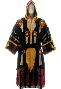 World Of Warcraft Paladin Judgement Armor Robe