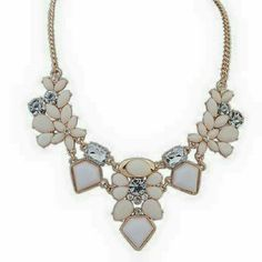 Chunky Necklace Material :zinc alloy Jewelry Necklaces