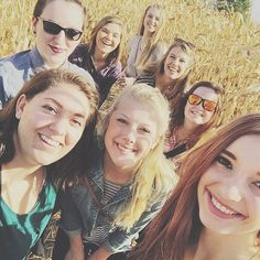 What a beautiful weekend we had! Regram from @jessicann03: Cobbers in a corn field #cordmn #cordreslife #parkregion