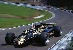 Nigel Mansell at 1982 Austrian Grand Prix