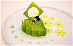 Chef Grégoire Berger  L'art de dresser et présenter une assiette comme un chef de la gastronomie... > http://visionsgourmandes.com > http://www.facebook.com/VisionsGourmandes . Photo à aimer et à partager ! ;) #gastronomie #gastronomy #chef #presentation #presenter #decorer #plating #recette #food #dressage #assiette #artculinaire