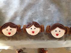 Cupcake Lea Skywalker