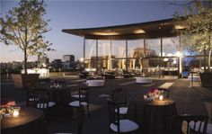 Alto San Francisco Events Centre in santiago, Chile by Juan Carlos Sabbagh