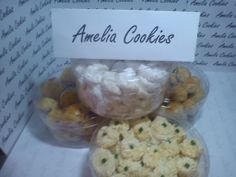 Amelia Cookies