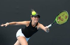 Sanders into WTA Hua Hin last 16 February 11 2020 at Elina Svitolina, Sporting Live, Tv App, February 11, First Round, Global News, 25 Years Old, Live Tv, Tennis Racket