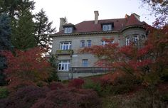 Portland's Historic Pittock Mansion Turns 100 Years Old